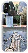 World War 2 Memorial Savannah IPhone Case