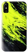 Yellow, No.8 IPhone Case by Eric Christopher Jackson