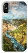 Yellowstone National Park - 05 IPhone Case