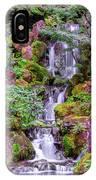 Zen Garden IPhone Case by Dheeraj Mutha