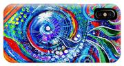 Colorful Comeback Fish IPhone Case
