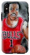 Derrick Rose IPhone X Tough Case
