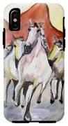 Wild Mustangs IPhone X Tough Case