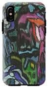 0002 Crevette Andalouse  IPhone X Tough Case