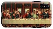 0030s The Last Supper After Leonardo Da IPhone X Tough Case