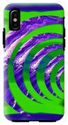 Abstract 123 IPhone X Tough Case