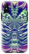 Abstract 140 IPhone X Tough Case