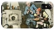 Alchemist At Work IPhone X Tough Case