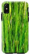 Bamboo IPhone X Tough Case