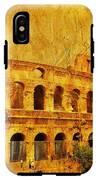 Colosseum IPhone X Tough Case