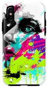 Face Paint 2 IPhone X Tough Case