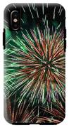 Fireworks IPhone X Tough Case