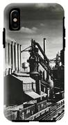 Ford's River Rouge Plant IPhone X Tough Case