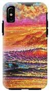 Lava Tube Fantasy IPhone X Tough Case