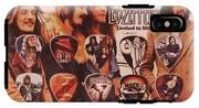 Led Zeppelin Art IPhone X Tough Case