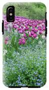Longwood Gardens, Spring Flowers IPhone X Tough Case