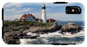 Portland Head Lighthouse IPhone X Tough Case