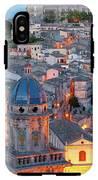Ragusa At Dusk, Sicily, Italy IPhone X Tough Case