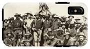 Roosevelt & Rough Riders IPhone X Tough Case