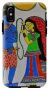 Shiv Parvati IPhone X Tough Case