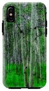 Spectacular Aspens IPhone X Tough Case