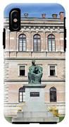 Statue Of Bishop Strossmayer IPhone X Tough Case