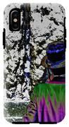 Technicolor Chassid IPhone X Tough Case
