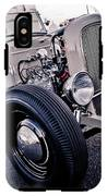 The Hot Rod IPhone X Tough Case