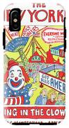 New Yorker September 24th, 2012 IPhone X Tough Case