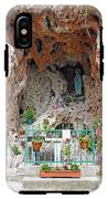 Virgin Mary Grotto IPhone X Tough Case