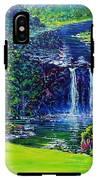 Waimea Falls  IPhone X Tough Case