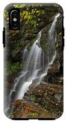 Water On The Mountain IPhone X Tough Case