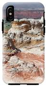Whites Sandstone Buttes IPhone X Tough Case