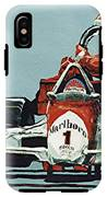 Automobile Racing IPhone X Tough Case