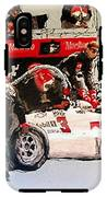 Automobile Racing IPhone X / XS Tough Case