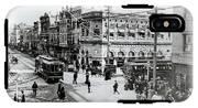 1900s Intersection Of Fair Oaks IPhone X Tough Case