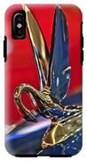 1948 Packard Hood Ornament IPhone X Tough Case