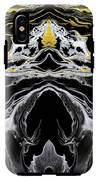 Abstract 138 IPhone X Tough Case