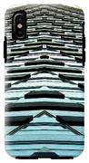 Abstract Buildings 1 IPhone X Tough Case