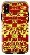 Abstract Series 1 IPhone X Tough Case