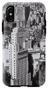 Aerial View Of Sao Paulo IPhone X Tough Case