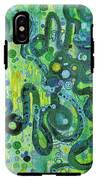 Coil To Globule IPhone X Tough Case