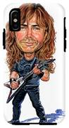 Dave Mustaine IPhone X Tough Case