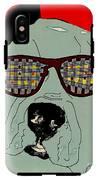 Dude IPhone X Tough Case