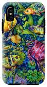 Fish Tales IIi IPhone X Tough Case