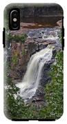 Gooseberry Falls IPhone X Tough Case
