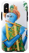 Lord Krishna IPhone X Tough Case