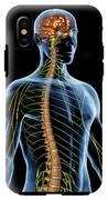 Nervous System IPhone X Tough Case
