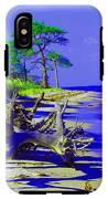 North Florida Beach IPhone X Tough Case