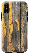 Old Wooden Background IPhone X Tough Case
